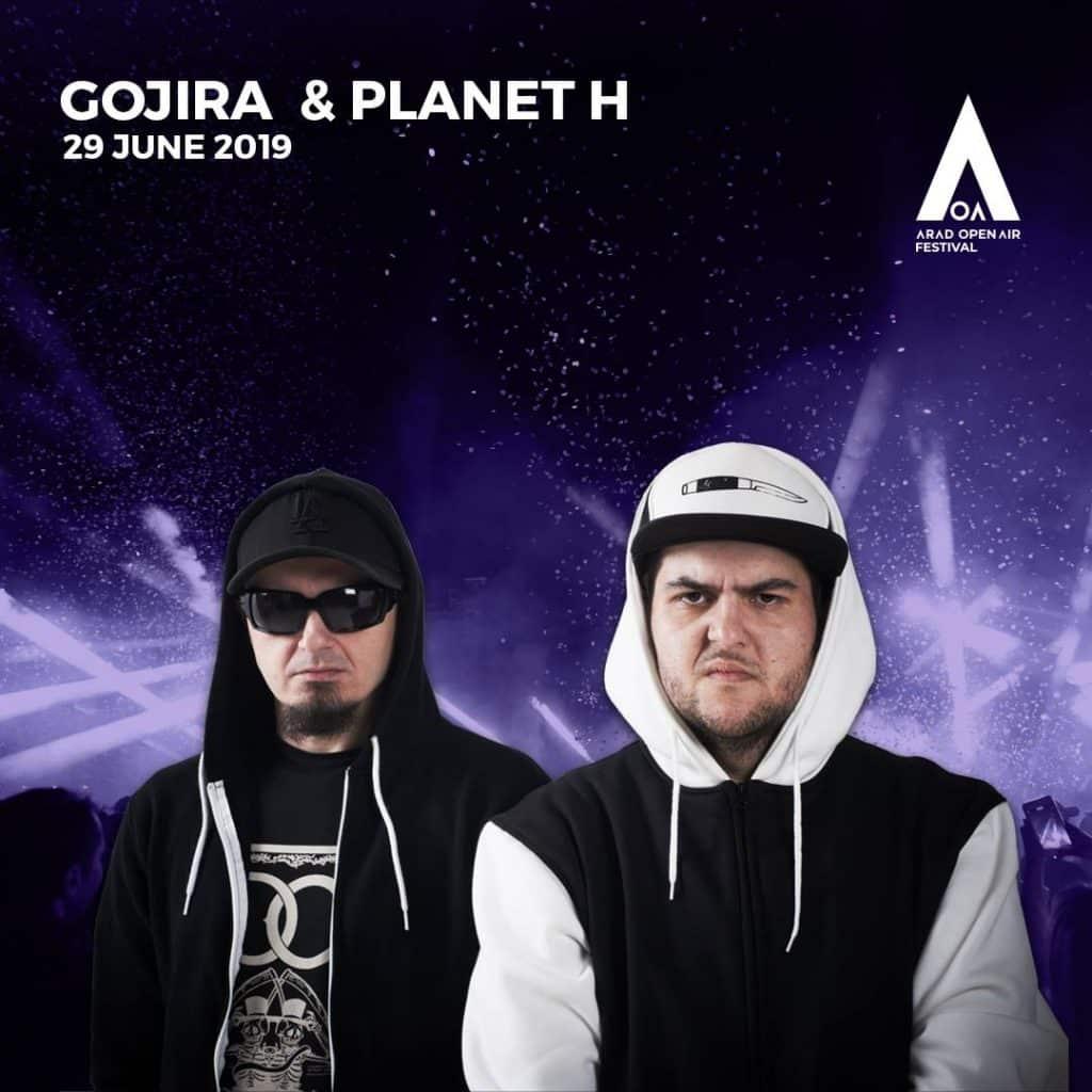 Gojira & Planet H